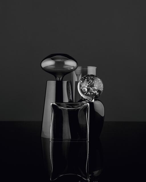 , 'Cabinet (XIX) (Glass),' 2018, Anton Kern Gallery
