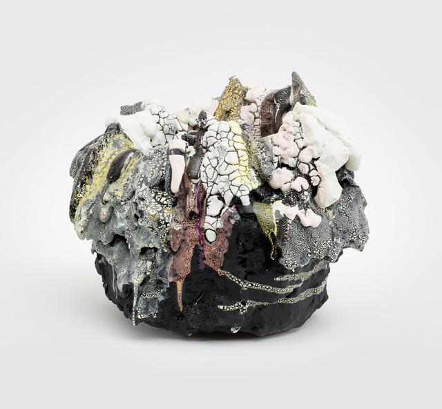 Brian Rochefort, 'Jozani #3', 2017, Sculpture, Glazed ceramic, Diane Rosenstein