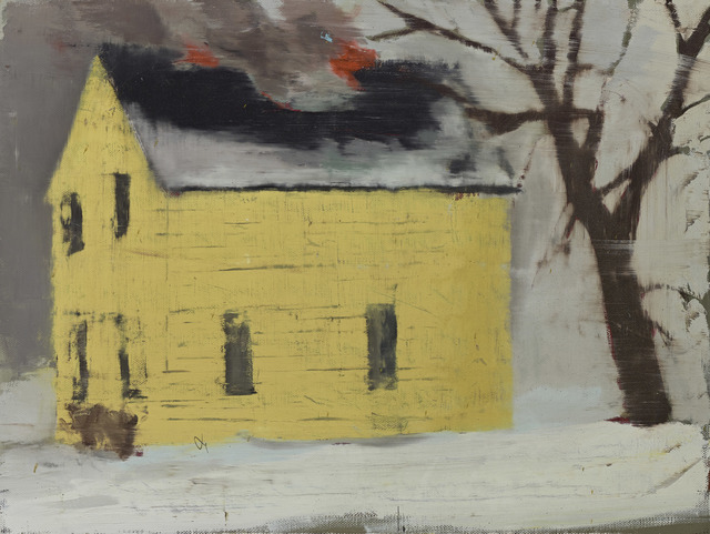 , 'Heat and Cold,' 2017, Berggruen Gallery
