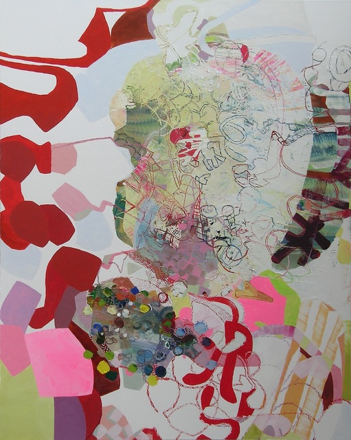 , 'Say Yes,' 2016, Kenise Barnes Fine Art