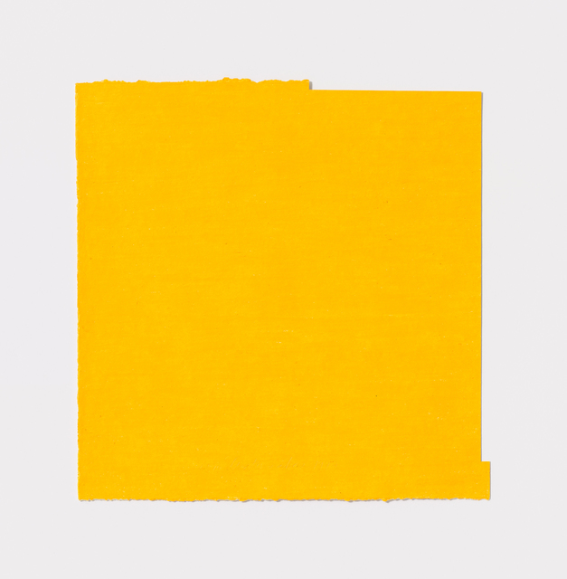 , 'Untitled Cut, AP#20,' 1977, Bookstein Projects