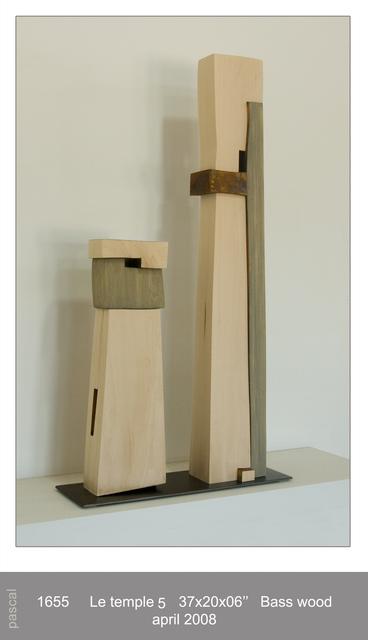 , 'LE TEMPLE 5,' 2008, GF Contemporary