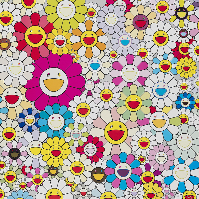 Takashi Murakami, 'Flowers from the Village of Ponkotan', 2011, Kunzt Gallery