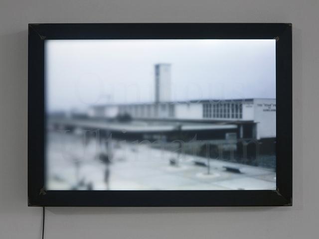 , 'Ominous Ultimatum,' 2016, Blindspot Gallery