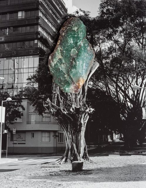 , 'Reconstruction,' 2017, Galeria Luisa Strina