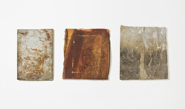 , 'Elemental Landscape Triptych,' 2018, Dab Art