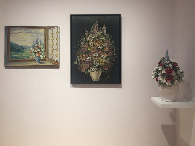 , 'This is still Flower Painting 1911-2011, AG02,' 2012, Alisan Fine Arts