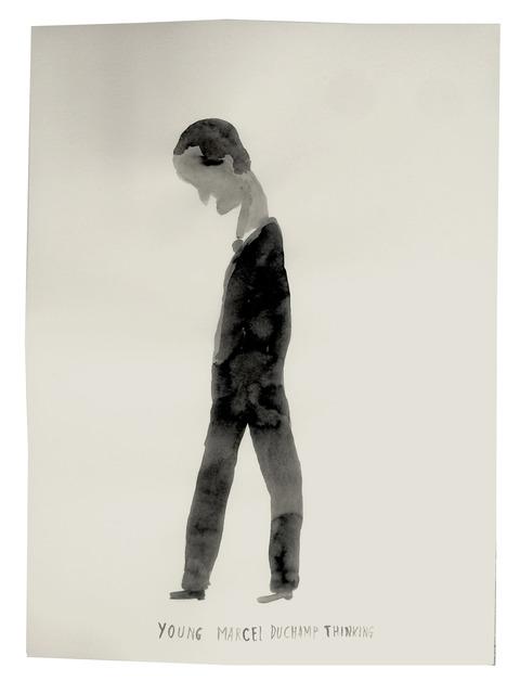 , 'Art History in 100 Drawings: Duchamp,' 2016, Sapar Contemporary