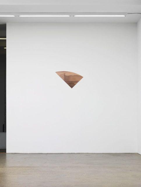 Knut Henrik Henriksen, 'Moonrise', 2015, Installation, Copper, Hollybush Gardens