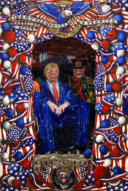 , 'The Great Farce,' 2017, Luis De Jesus Los Angeles
