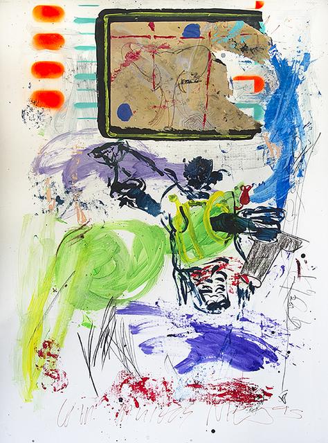 Ilidio Candja Candja, 'Untiled #5', 2017, Bill Lowe Gallery