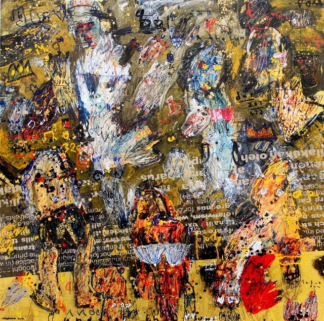 Dedy Sufriadi, 'Under the Sun', 2014, Ode to Art