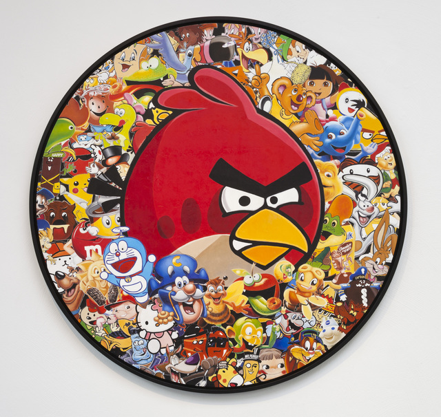 , 'Made in China Angry Bird,' 2013, Kiasma Museum of Contemporary Art