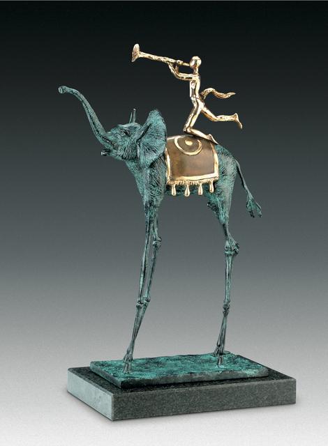 , 'Triumphant Elephant,' 1975, Opera Gallery