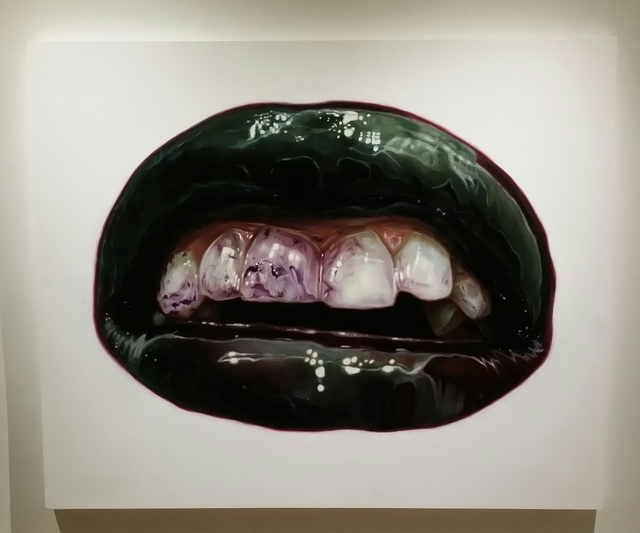 , 'Hheh (Black),' 2014, Castor Gallery