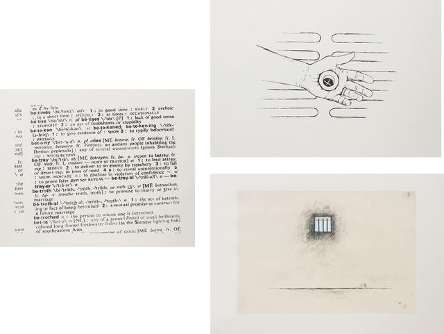 Robert Gober, 'Three Works; Untitled', 2000, Phillips