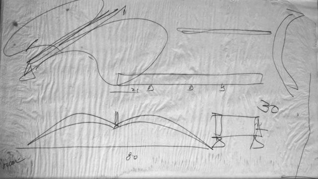 Oscar Niemeyer, 'Argel University', 1980, GTG Art and Design