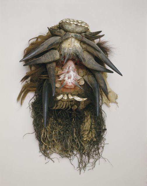 , 'Mask (Gela),' , Brooklyn Museum