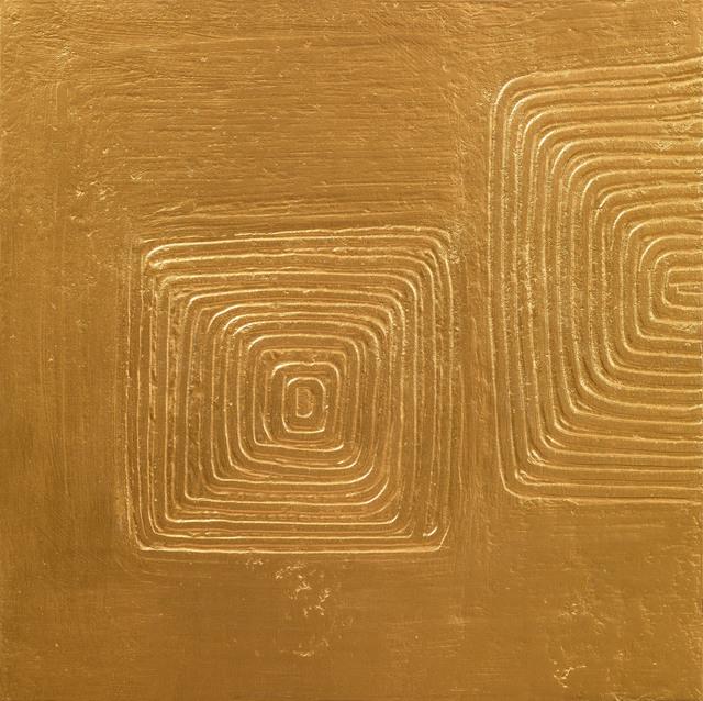 , 'stratification de l'espace,' 1967-realised after 1987, Galerie Kovacek & Zetter