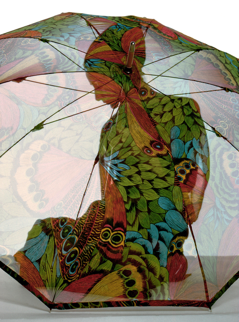 , 'Harper's Bazaar Cover (Umbrella Color),' 1967, Holden Luntz Gallery