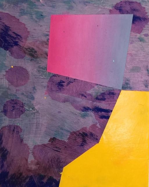 , 'Not yet titled,' 2015, Galerie Kornfeld