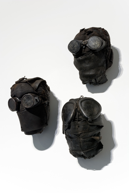, 'Head (3 Shown),' 2015, Proto Gallery