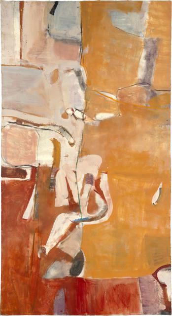 , 'Untitled,' 1952, Richard Diebenkorn Foundation