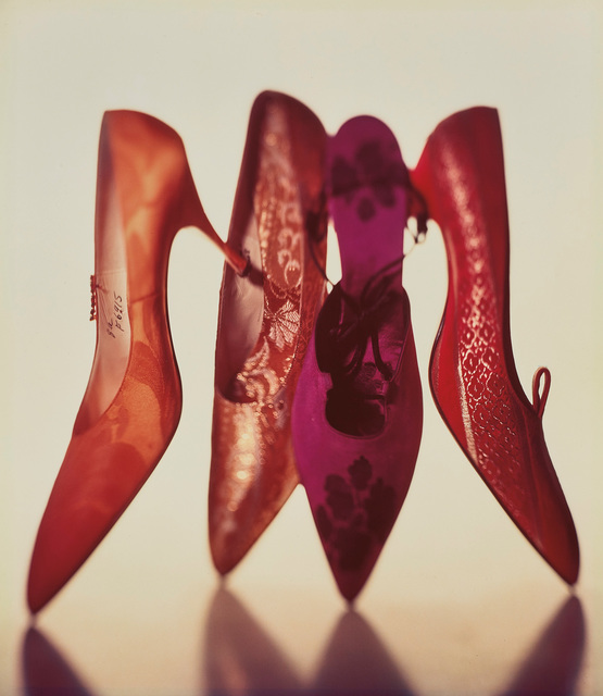 Irving Penn, 'Four Shoes, New York', 1959, Phillips