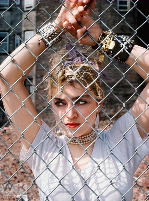 , 'Madonna Fence,' 1983, Weiss Katz Gallery