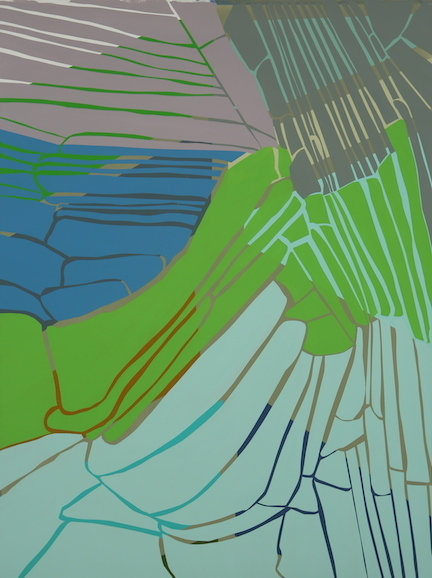 , 'Regolith 2,' 2014, Winston Wächter Fine Art