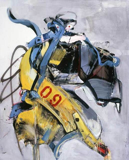 , 'Transformer,' 2009, Galerie Kellermann