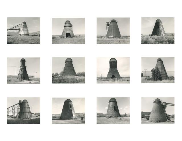 , 'Furnaces,' 1996-2008, Yossi Milo Gallery