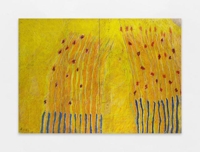 Pier Paolo Calzolari, 'Rideau', 1985, Marianne Boesky Gallery