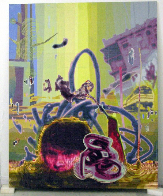 """, '""""Untitled"""",' 2010, Galería Juana de Aizpuru"""