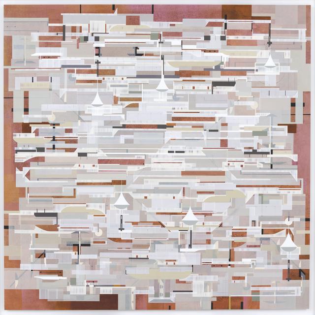 , ' Notation III,' 2019, Callan Contemporary