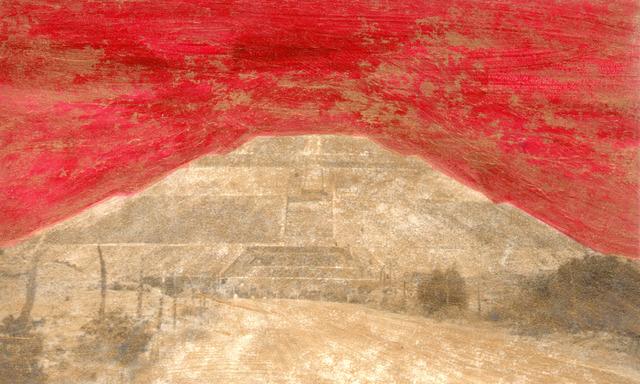 , 'Variaciones sobre la Pirámide del Sol No. 11,' 2018, Patricia Conde Galería