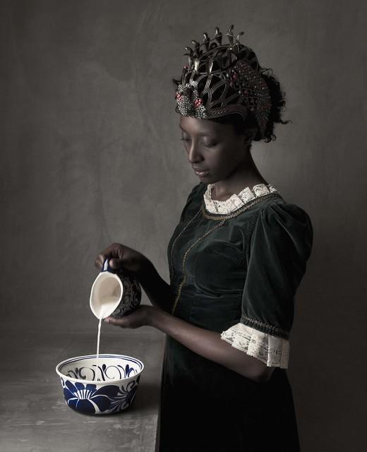 , 'Milk Maid,' , Rademakers Gallery