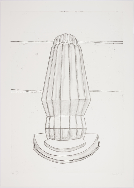 , 'The Discovery of Up and Down,' 2008, Gagosian