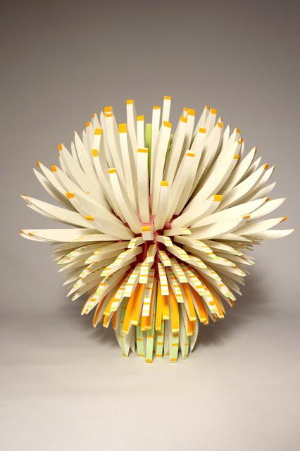 , 'Shards Flower 6,' 2019, Mark Moore Fine Art