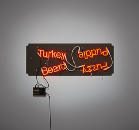 Jason Rhoades, 'Fuzzy Puddle/Turkey Beard,' 2003, Phillips: 20th Century and Contemporary Art Day Sale (November 2016)