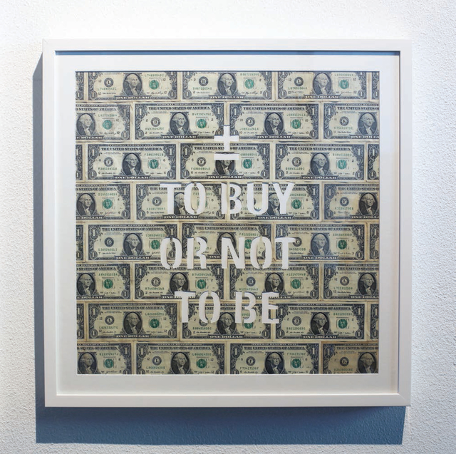 , 'Philosophical Nothing No. 1,' 2013, Underdogs Gallery
