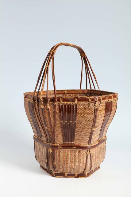 , 'Handled Hexagonal Flower Basket  (T-4247),' , Erik Thomsen