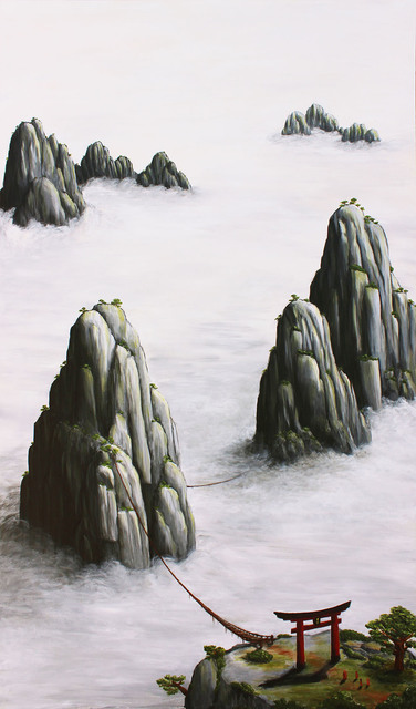 Andrew Lee, 'Faith', {9} The Gallery