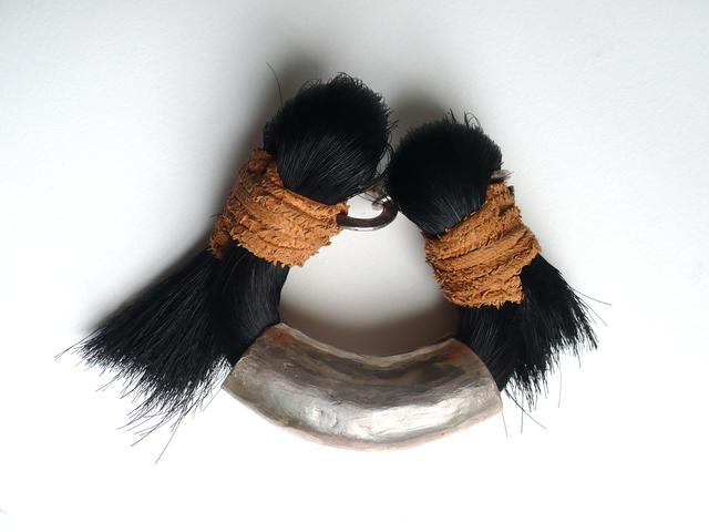 , 'Black Horse Hair Bracelet,' 2011, Cristina Grajales Gallery