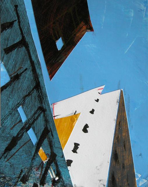 , 'Coming Out Of The Subway,' 2013, Tibor de Nagy