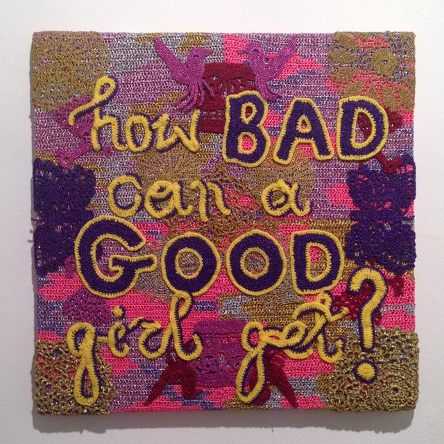 , 'Bad, Good, Girl,' 2014, Jonathan LeVine Projects