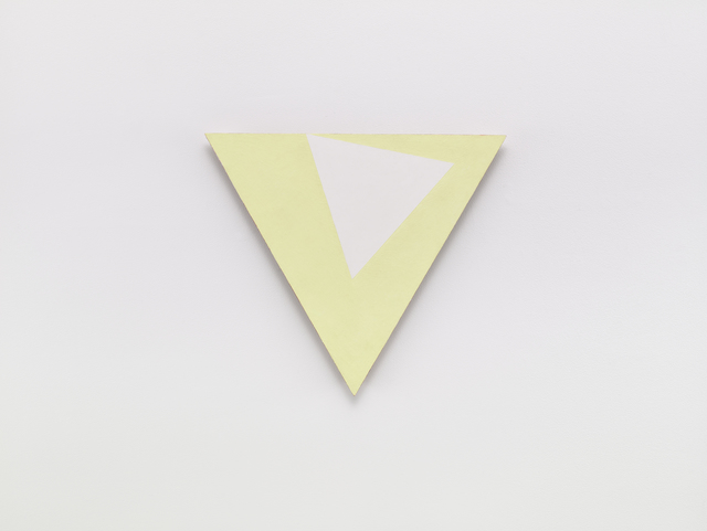 , 'Angles (Lemon),' 2004, Sandra Gering Inc