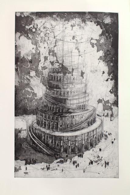 , 'Orphans of Babel,' 2017, Victor Lope Arte Contemporaneo