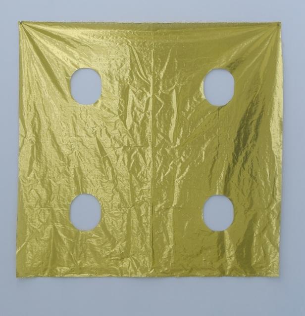 , '15188 (fold and cut),' 2015, Ellen de Bruijne Projects