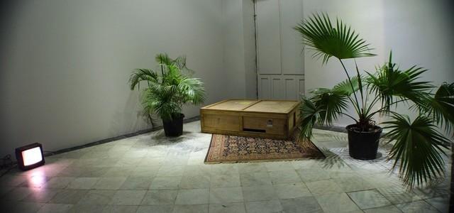 , 'El arte social no es tan social y el político demasiado político,' 2014, Diana Lowenstein Gallery